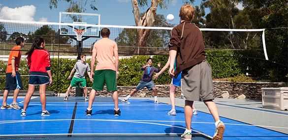 Multi Sport Court